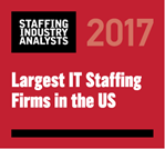 SIA Largest Staffing Firms 2017