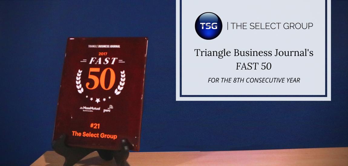 TSG Fast 50 2017