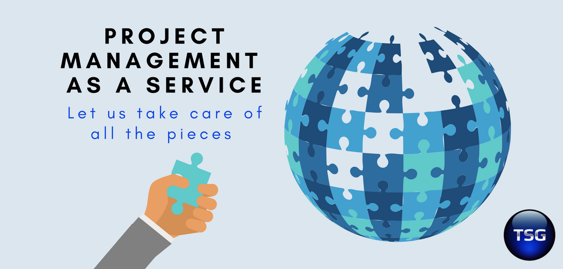 TSG Project Management as a Service (PMaaS)