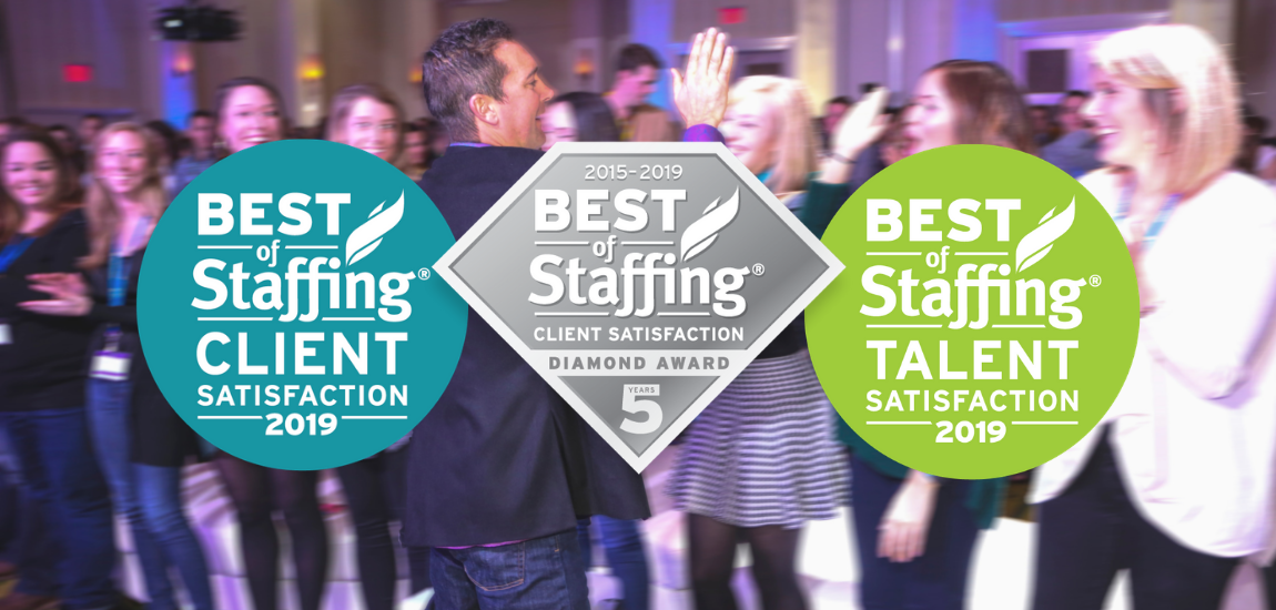 TSG Wins Best of Staffing Client and Talent Satisfaction Awards