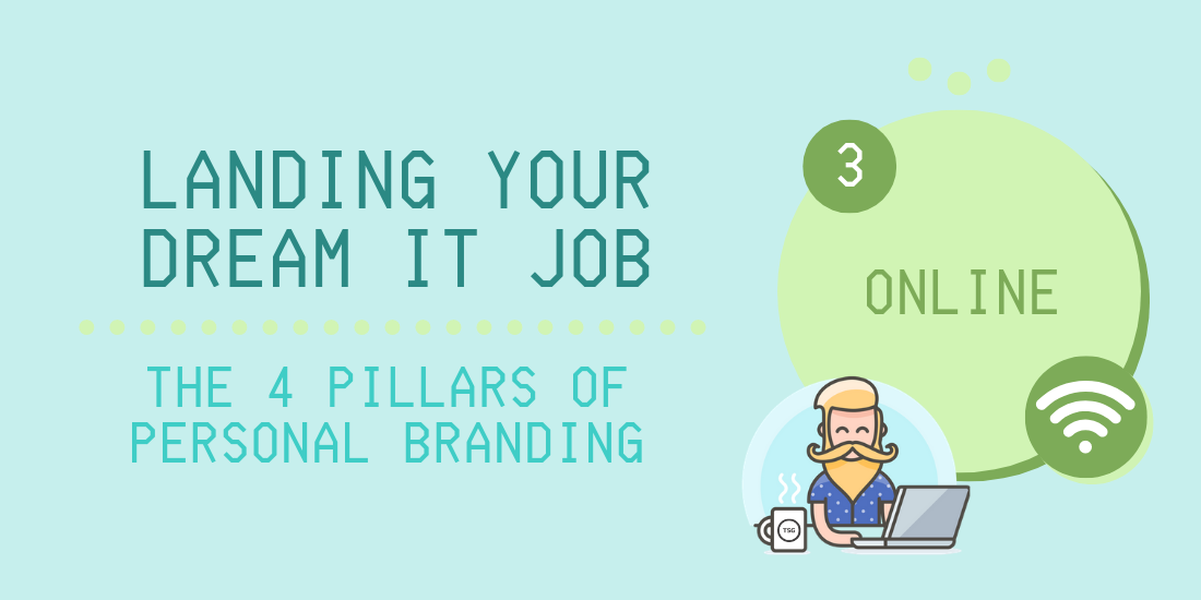 Personal branding social media optimization