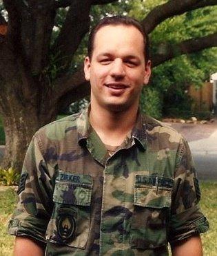 Jeff Zirker - Air Force Veteran