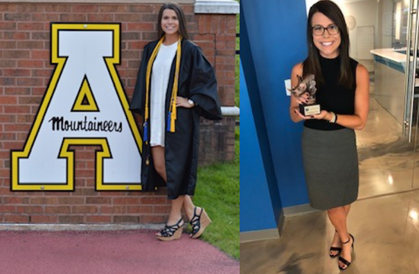 Hannah Berry - TSG Talent Acquisition Manager & App State Alumnus