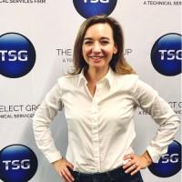 TSG Director of Marketing & Communications, Stephanie Cashwell
