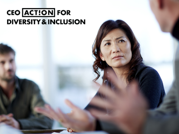 CEO Act!on for Diversity and Inclusion