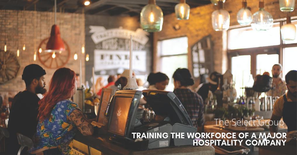 TSG Hospitality Workforce Training Case Study